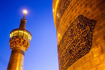 شهروند سوئدی در مشهد به دین اسلام مشرف شد