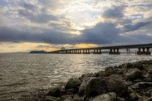 متوقف شدن ورود آب از رودخانهها به دریاچه ارومیه