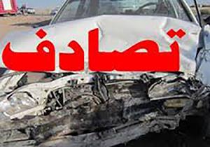 یک کشته و 5 مصدوم در واژگونی یک دستگاه خودروی پراید در آمل