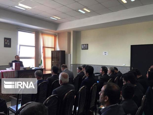 محاکمه متهمان حادثه سیل شیراز
