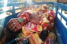 700 کیلوگرم مواد غذایی فاسد در نی ریز از بین برده شد