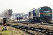 برخورد با قطار جان یک شهروند را در شریفیه گرفت
