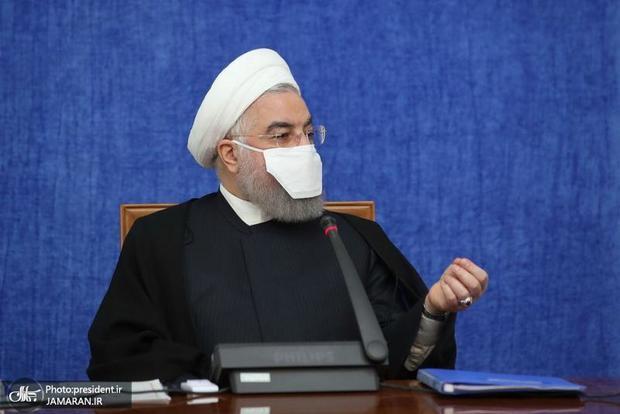 روحانی: عرضه سهام شرکتهای دولتی ادامه مییابد