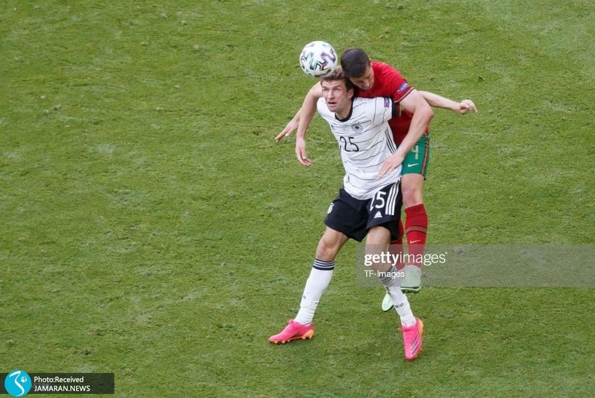 عذرخواهی مولر از هواداران تیم ملی آلمان+ عکس