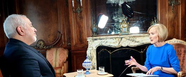 ظریف: آمادهایم با مقامات کشورهای خلیج فارس در هر زمانی دیدار و گفتگو کنیم/ آمریکاییها از ۶۰۰۰ مایل دورتر به منطقه ما آمدند؛ این تحریک آمیز نیست؟!