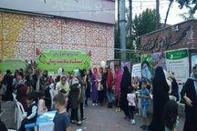 ایستگاه سلامت زنان در گنبدکاووس برپا شد