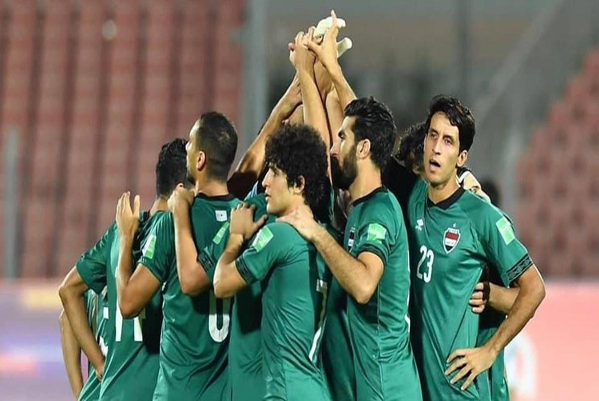 لیست تیم ملی عراق برای دیدار با ایران