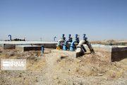 آبرسانی به شهرک صنعتی جدید حاجی آباد به پایان رسید