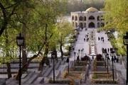 ورودی و خروجی پارک ائلگلی تبریز بسته شد