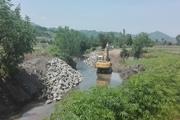 ۱۱۰ کیلومتر نهرهای کشاورزی آستانه اشرفیه لایروبی شد