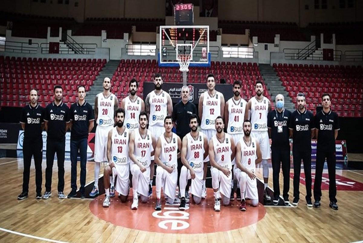 رونمایی از پیراهن تیم ملی بسکتبال برای المپیک بدون حضور مسئولان ورزش+عکس