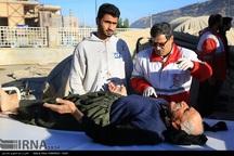 جمع آوری کمک های مردمی برای زلزله زدگان کرمانشاه در هرمزگان آغاز شد