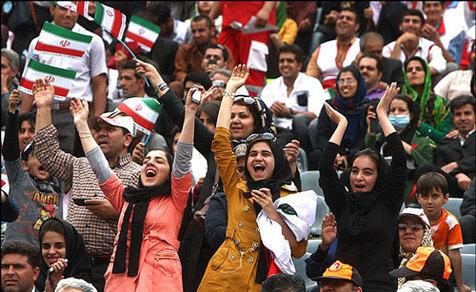 تمهیدات ویژه برای حضور زنان در ورزشگاه آزادی
