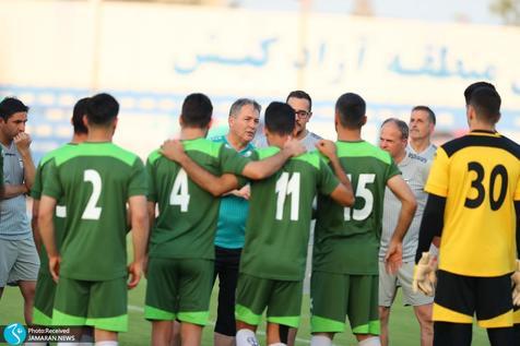 رونمایی از پیراهن جدید تیم ملی فوتبال ایران برای مقدماتی جامجهانی+ تصاویر