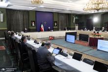 جلسه ستاد ملی مقابله با کرونا-14 اردیبهشت