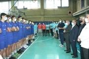 بازدید معاونین سازمان برنامه و بودجه کشور از آکادمی ملی المپیک