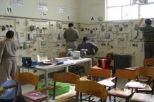 894 زندانی در قزوین آموزش مهارتی دریافت کردند