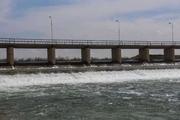رهاسازی آب سه سد گلستان، بوستان و وشمگیر در استان گلستان