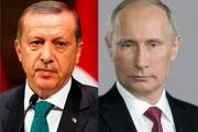 گفتوگوی تلفنیِ پوتین و اردوغان درباره لیبی