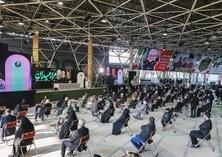 إیران تحیی الذکرى الأولى لاستشهاد القائدین سلیمانی والمهندس و رفاقهم الأبرار