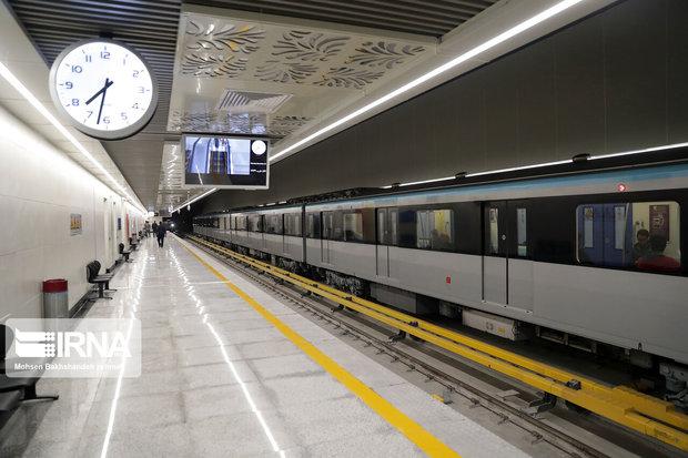 حمل و نقل با ناوگان ریلی در مشهد ۱۰ درصد افزایش یافته است