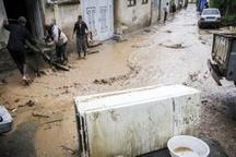 برآورد 21 میلیارد ریالی خسارت سیل در بهشهر