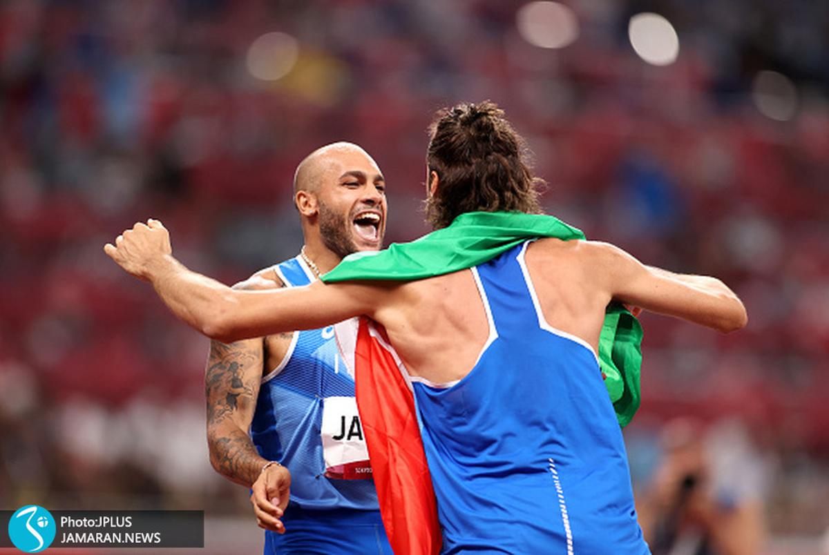 گزارش تصویری المپیک توکیو  ایتالیا، ایتالیا، ایتالیا