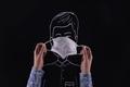 کرمانشاهیان به پویش «من ماسک می زنم» پیوستند