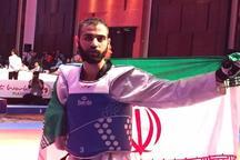 ورزشکار گیلانی قهرمان مسابقات پارا تکواندو جهان شد