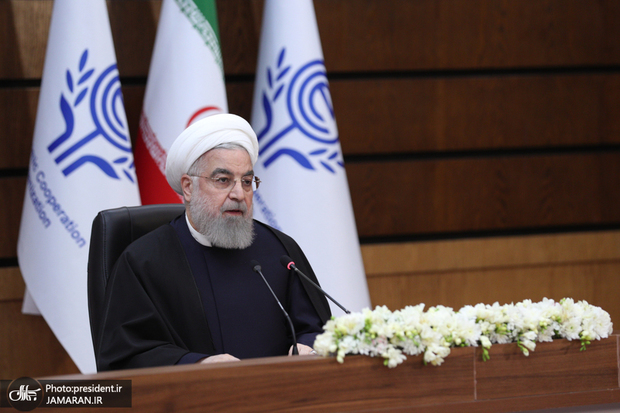 روحانی: مسیر بازگشت آمریکا به برجام روشن است؛ اگر اراده باشد نیاز به هیچ مذاکره ای ندارد