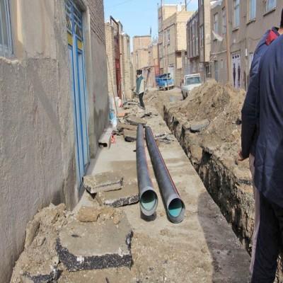 بهره مندی بیش از 21000 خانوار جدید از خدمات آبرسانی در آذربایجان غربی