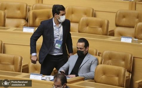 واکنش علی کریمی به استعفای نبی: فوتبال را دور ننداز!+عکس
