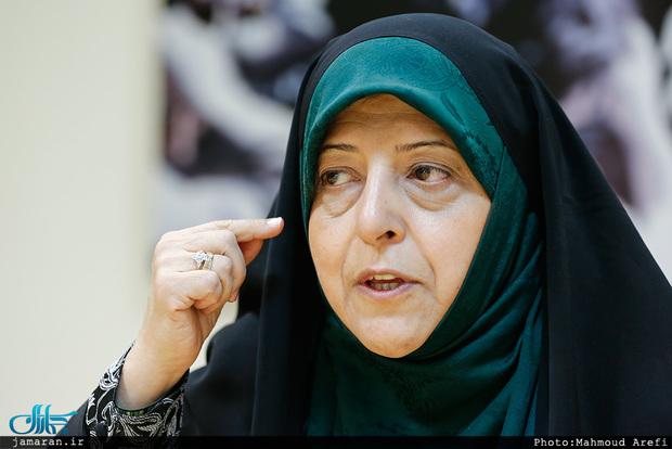 معصومه ابتکار: مجلس در رسیدگی به لایحه «تامین امنیت زنان در مقابل خشونت» تعلل کرد/ لایحه «برابری دیه زن و مرد» که مورد قبول واقع نشد