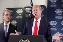 درخواست عاجزانه ترامپ از نمایندگان آمریکایی برای کم نکردن اختیار جنگی اش