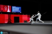 خواستگاری مربی از شاگردش در شمشیربازی المپیک توکیو +عکس و ویدیو