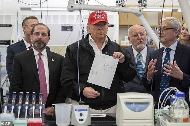 دروغگویی های ترامپ درباره کرونا