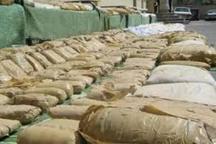 کشف سه تن و 700 کیلوگرم مواد مخدر در هرمزگان