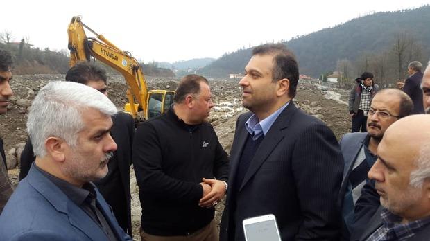 مرمت خرابی های سیل غرب مازندران تا وضعیت عادی پیگیری می شود