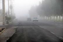 وزش باد و مه صبحگاهی پدیده غالب در خوزستان است