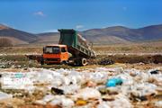 تخلیه زباله شهرهای همجوار در محل دفن زباله بناب ممنوع است