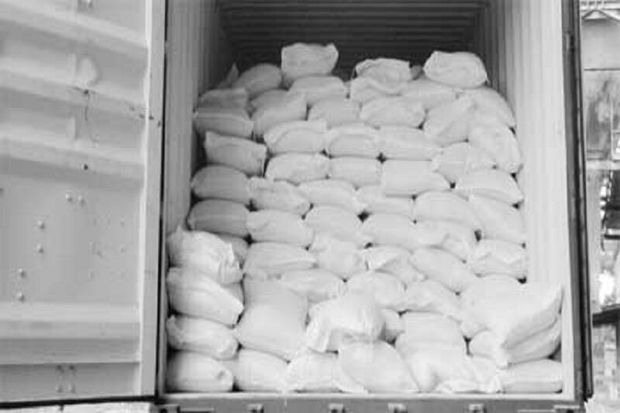 محموله ۱۵ تنی آرد قاچاق در مراغه توقیف شد