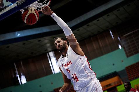 حامد حدادی به تیم ملی بسکتبال بازگشت