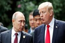ترامپ در پی توافق با پوتین درباره سوریه