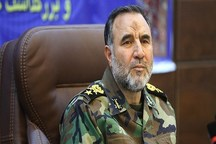 فرمانده نیروی زمینی ارتش: با هرنوع تهدیدی مقابله خواهیم کرد