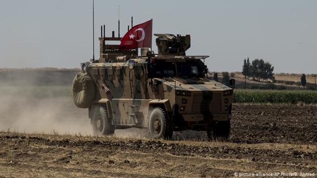حمله قریب الوقوع ترکیه/ مکالمه تلفنی ترامپ و اردوغان/ عقب نشینی نیروهای آمریکایی