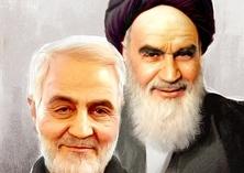 نهج الإمام الخمینی هو مواجهة أمریکا والدفاع عن الجمهوریة الإسلامیّة والمسلمین