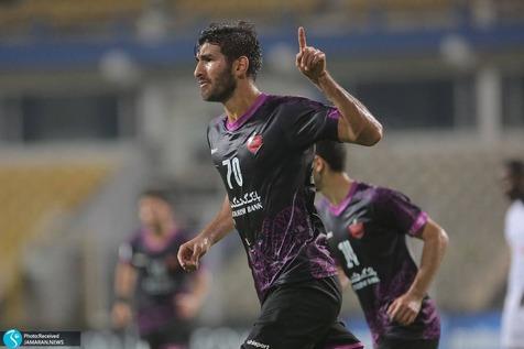 لیگ قهرمانان آسیا| گل های بازی پرسپولیس و الریان قطر+ویدیو