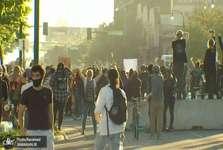 ادامه موج اعتراضات در آمریکا بدون توجه به اعلام منع آمدوشد در برخی شهرها/ تعطیلی کاخ سفید