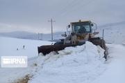 بیش از ۱۵۰ محور برفگرفته خراسان شمالی باز شد