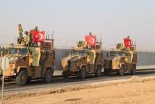 حمله ارتش سوریه به نیروهای ترکیه در استان ادلب